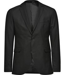 blazer classic black slim fit