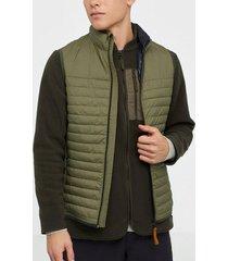 premium by jack & jones jpruno lightweight vest blu jackor brun