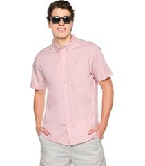 camisa rosado americanino
