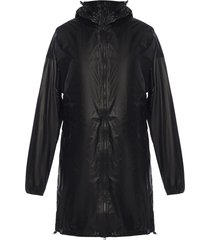 'rosewell' hooded rain jacket
