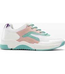 sneaker (bianco) - rainbow