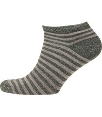 decoy sneaker sock lurex lingerie socks footies/ankle socks lila decoy