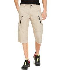 "inc men's 18"" michael messenger shorts, created for macy's"