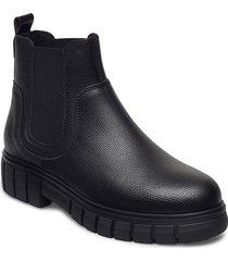 stb-rebel chelsea warm l shoes chelsea boots svart shoe the bear