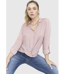 blusa adelina rosado racaventura