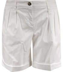 fay buttoned shorts