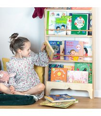 regał na książki i zabawki princessa