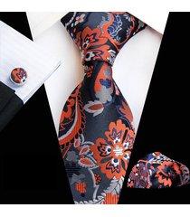vestito dei gemelli dell'asciugamano della tasca del legame del partito di cerimonia nuziale di affari del tessuto di precisione del poliestere degli uomini