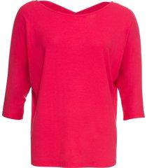 maglia con scollo sulla schiena (rosso) - bodyflirt
