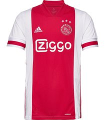 ajax men's home jersey t-shirts football shirts wit adidas performance