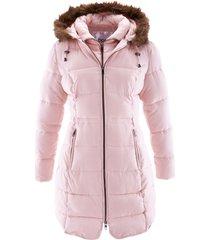 giacca trapuntata con cappuccio (rosa) - bpc bonprix collection