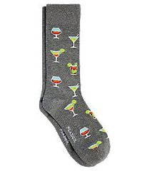 jos. a. bank cocktail hour socks, 1-pair