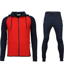 trainingspak daniele volpe trainingspakken windrunner basic ribbed -
