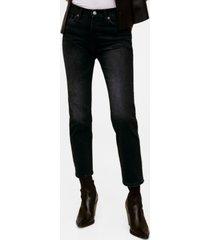 mango crop slim-fit grace jeans