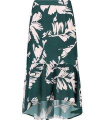 rok long eliot abstract skirt
