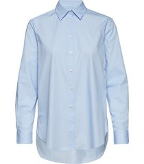 jane shirt overhemd met lange mouwen blauw filippa k