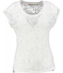 garcia t-shirt winter white