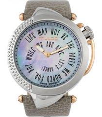 reloj be sassy gris mulco