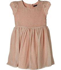 vestido  rosa  mapamondo camille