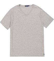 camiseta andover heather polo ralph lauren mc c/v unicolor custom slim fit