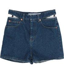 iro denim shorts