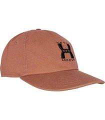 gorra rosa under armour cap