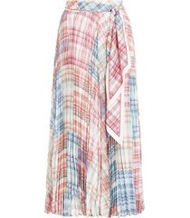 charm sunray skirt in patch check