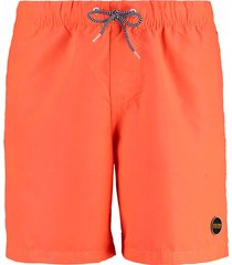 shiwi zwembroek solid neon oranje