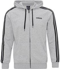 träningsjacka essentials 3-stripes track jacket