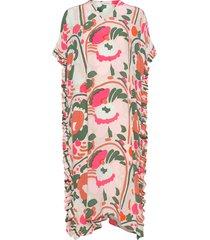 luovia karuselli dress jurk knielengte multi/patroon marimekko