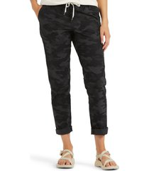 women's vuori ripstop pants, size x-small - black