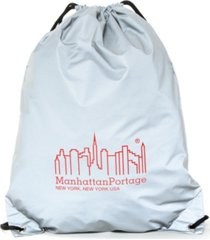 manhattan portage luminosity drawstring bag
