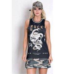 vestido rock code potency