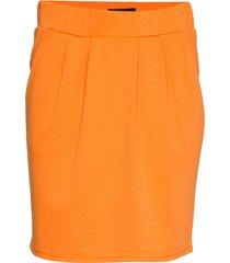 nanni-sk kort kjol orange free/quent