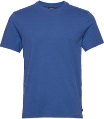silo-supima jersey t-shirts short-sleeved blå j. lindeberg