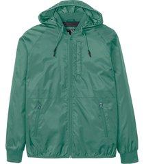 giacca da mezza stagione con cappuccio (verde) - bpc bonprix collection