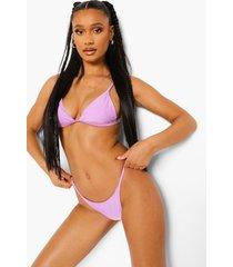 essentials tanga bikini broekje, bright lilac