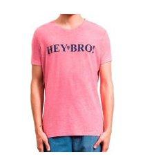 camiseta salt 35g hey bro masculina