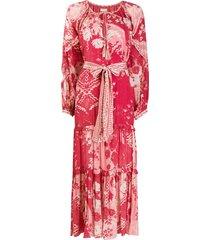 chufy paracas tunic dress - pink