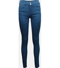 jeans ajustado denim esprit