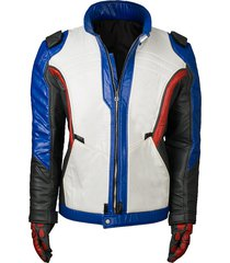overwatch soldier 76 jacket coat and gloves cosplay costume