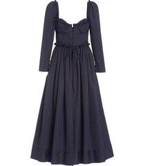 winter garten cotton party dress
