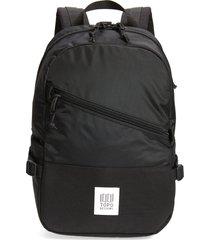 men's topo designs standard backpack - black