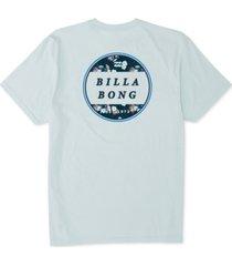billabong men's breaker logo t-shirt