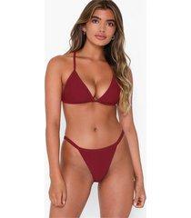 nly beach tanning bikini panty trosa