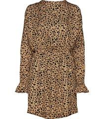 aemiley korte jurk bruin baum und pferdgarten