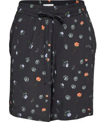 lyng print shorts shorts flowy shorts/casual shorts svart holzweiler
