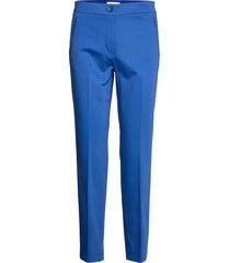 crop leisure trouser slimfit byxor stuprörsbyxor blå gerry weber