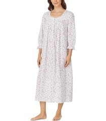 eileen west cotton venise lace ballet nightgown