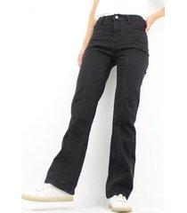 jeans brooklyn negro jacinta tienda